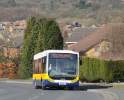 South Lancs Travel bus